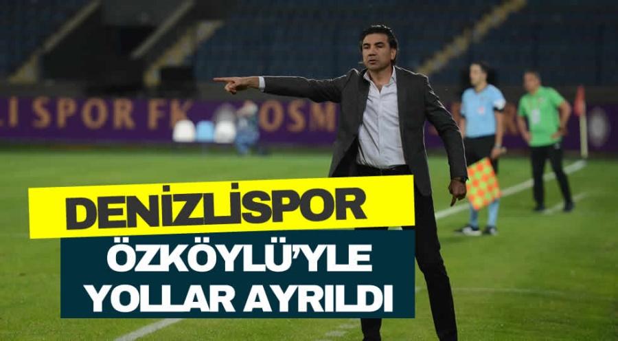ÖZKÖYLÜ'YLE YOLLAR AYRILDI