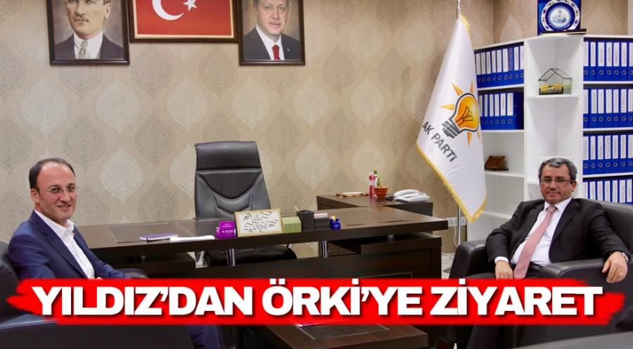 YILDIZ'DAN ÖRKİ'YE ZİYARET - OBJEKTİF DENİZLİ HABER