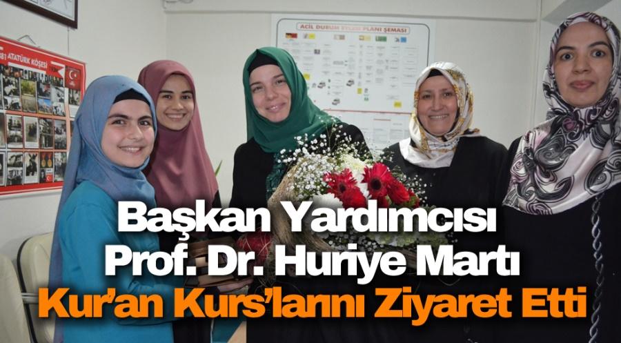 Kur'an Kurs'larını Ziyaret Etti - OBJEKTİF DENİZLİ HABER