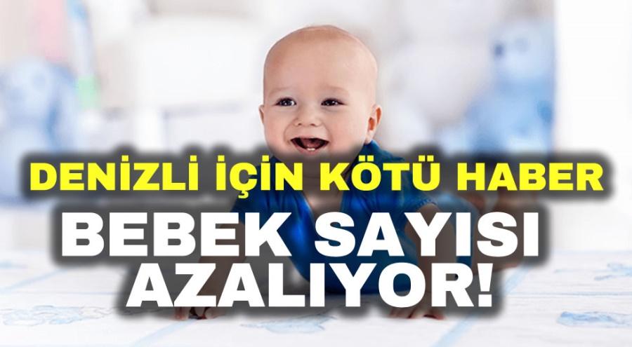 DENİZLİ'DE BEBEK SAYISI AZALIYOR! - OBJEKTİF DENİZLİ HABER
