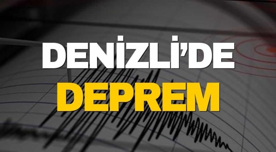 DENİZLİ'DE DEPREM - OBJEKTİF DENİZLİ HABER
