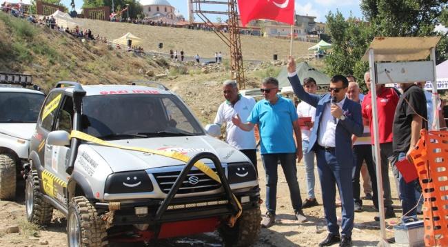 BABADAĞ'DA OFF-ROAD NEFESLERİ KESTİ - OBJEKTİF DENİZLİ HABER