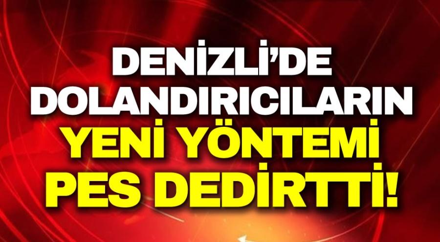 DENİZLİ'DE DOLANDIRICILARIN YENİ YÖNTEMİ  PES DEDİRTTİ! - OBJEKTİF DENİZLİ HABER