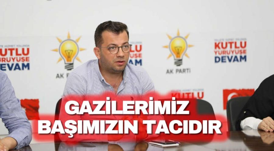 GAZİLERİMİZ BAŞIMIZIN TACIDIR - OBJEKTİF DENİZLİ HABER