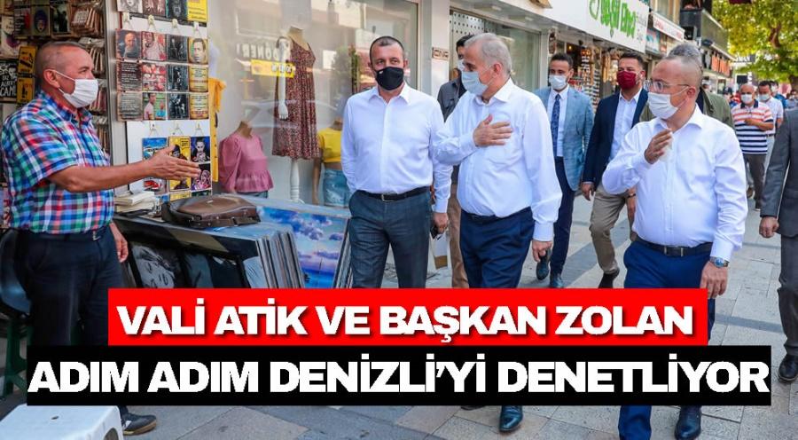 ADIM ADIM DENİZLİ'Yİ DENETLİYOR - OBJEKTİF DENİZLİ HABER