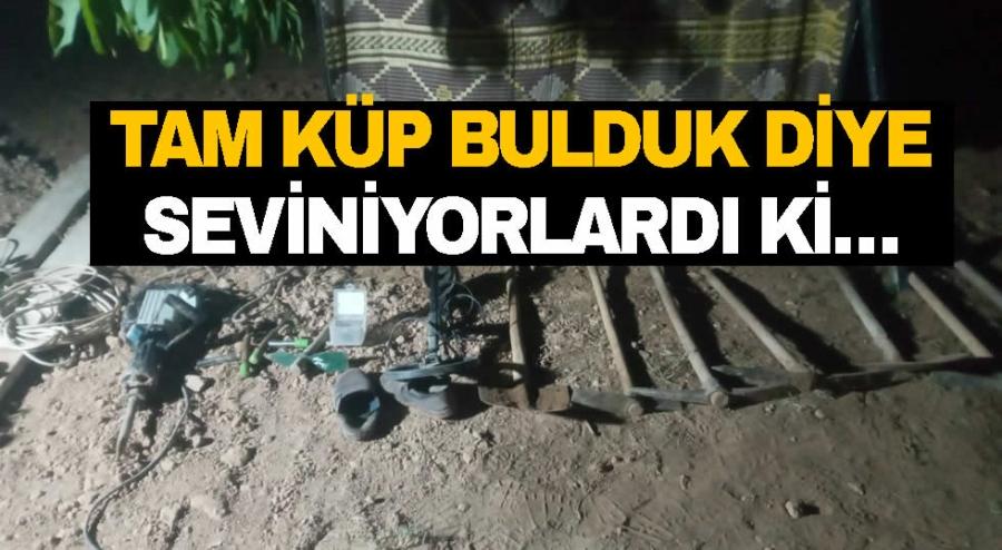 DENİZLİ'DE TARİHİ ESER KAÇAKÇILARINA BASKIN - OBJEKTİF DENİZLİ HABER